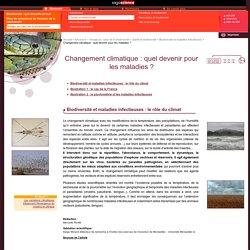 CNRS/sagascience - Changement climatique: quel devenir pour les maladies?