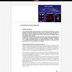 Dossier sagascience - Nanotechnologies et santé
