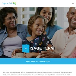 Sage Term Life Insurance
