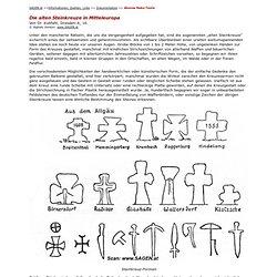 Die alten Steinkreuze in Mitteleuropa