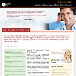 800-760-5113-Sage® 50 Support, Sage Help Phone Number