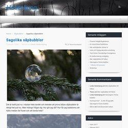Sagolika såpbubblor – Hedenljung