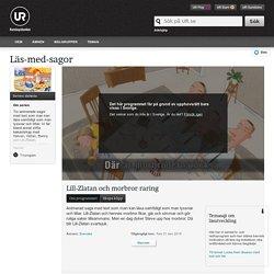 Läs-med-sagor: Lill-Zlatan och morbror raring