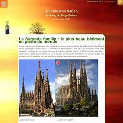 Visite virtuelle de la Sagrada familia