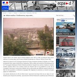 Sahara malien : Tombouctou, 1959-1960