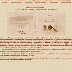 Les Juifs au Sahara, une présence millénaire