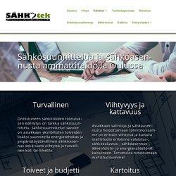 Sähköasennus ja -suunnittelu Oulu