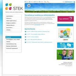 STEK - Sähköturvallisuuden edistämiskeskus