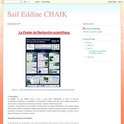 Saif Eddine CHAIK
