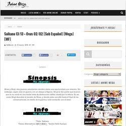 Saikano 13/13 + Ovas 02/02 [Sub Español] [Mega] Descargar Anime