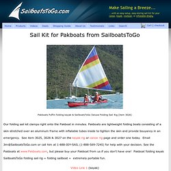 Sailboats To Go » Pakboat 1