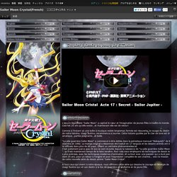 Sailor Moon Crystal(French) - ニコニコチャンネル:アニメ