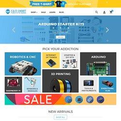3D Printing, Arduino, Robotics