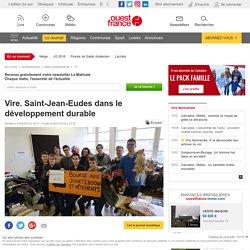 Vire. Saint-Jean-Eudes dans le développement durable