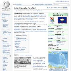 Saint-Eustache (Antilles)