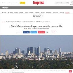 ST GERMAINE EN LAYE: une retraite pour actifs