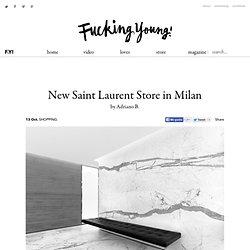 Saint Laurent Store