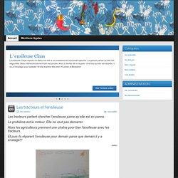 Blog de la CLIS de Saint-Léonard » Un blog hébergé par le CRDP du Limousin