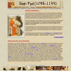 SAINT-PIXEL - PAGE D'ACCUEIL