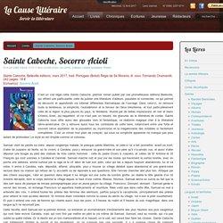 Sainte Caboche (La Cause littéraire)