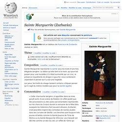 Sainte Marguerite (Zurbarán)