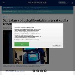 Sairaalassa ollut kalifornialaismies sai kuulla robotin kautta kuolevansa - Ulkomaat