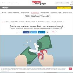 Saisie sur salaire