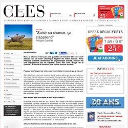 """""""Saisir sa chance, ça s'apprend"""" Clément Imbert"""