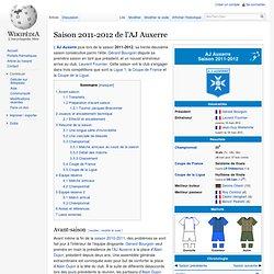 Saison 2011-2012 de l'AJ Auxerre