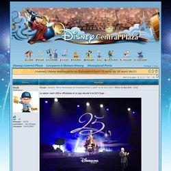 [Saison] 25ème Anniversaire de Disneyland Paris (à partir du 26 mars 2017)