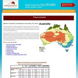 Le climat en Australie