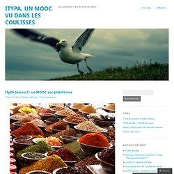 ITyPA Saison 2 : un MOOC sur plateforme