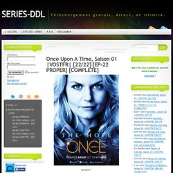 Once Upon A Time Saison 01