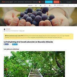 Le fruit picking et le travail saisonnier en Nouvelle-Zélande - Page 2 of 12 - PVTistes.net
