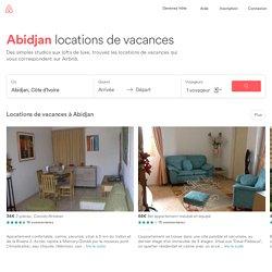 Top 20 des locations de vacances à Abidjan, locations saisonnières et location d'appartements - Airbnb Abidjan