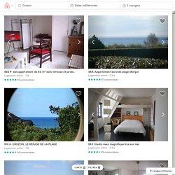 Top 20 des locations de vacances à Crozon, locations saisonnières et location d'appartements - Airbnb Crozon, Bretagne, France