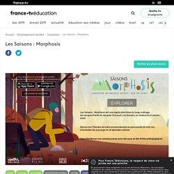 Morphosis - Les Saisons - Jeu