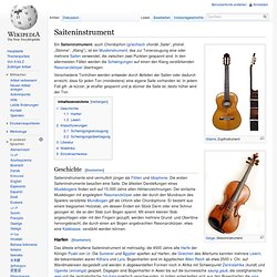 Saiteninstrument