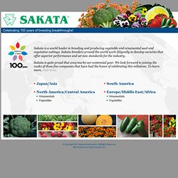 Sakata Global Gateway