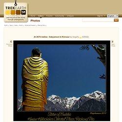 At 2670 metres - Sakyamuni in Kinnaur, a photo from Himachal Pradesh, North