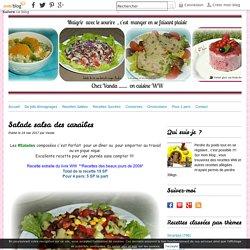 Salade salsa des caraïbes