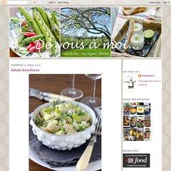 De vous à moi...: Salade Scandinave