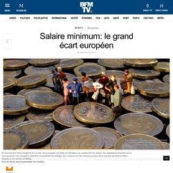 Salaire minimum: le grand écart européen