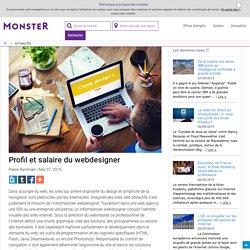 IT Profil et salaire du webdesigner