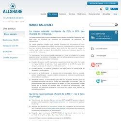 Masse salariale : les enjeux et les solutions Allshare