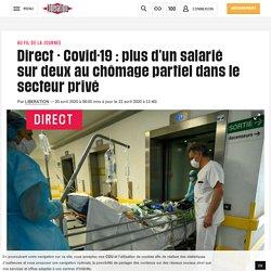 Direct - Covid-19 : 20 796 décès en France, les hospitalisations toujours en baisse