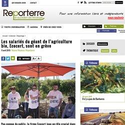 Les salariés du géant de l'agriculture bio, Ecocert, sont en grève