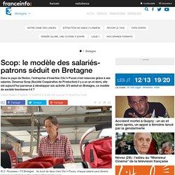 Scop: le modèle des salariés-patrons séduit en Bretagne
