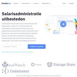 Gebruik de slimme software van Employes