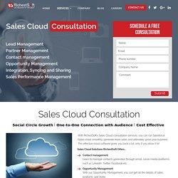 Sales Cloud Consultation - richestsoft